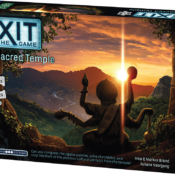 Following the popularity of the Exit games, T&K will be releasing Exit puzzles where riddles are hidden in riddles, hidden within four jigsaw puzzles. There are no gameboards or riddle cards, the whole experience is played out on four jigsaws.