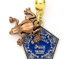 Chocolate Frog Slider Charm