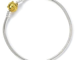 Golden Snitch Clasp Bracelet