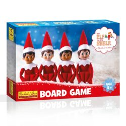 THE ELF ON THE SHELF BOARD GAME - RRP £19.99 - New for 2021!
