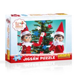 THE ELF ON THE SHELF JIGSAW - RRP £8.99 - New for 2021!