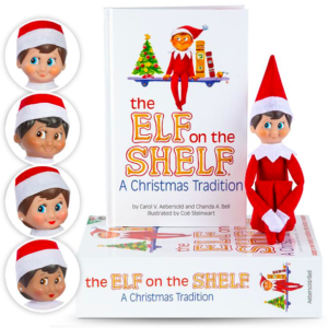Includes: Adoptable Scout Elf®; Artfully illustrated hardbound storybook in a beautiful Keepsake box. Available in Boy & Girl Scout Elves.