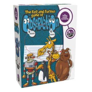 Cats, dogs, aliens, robots and wild animals have invaded the police station and are running amok. A sharp-eyed detective needs to sort out this mess. Be first to find four of the same type of character and ring the bell!