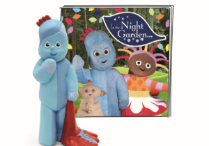 Join Igglepiggle, Upsy Daisy and friends on a musical journey through the Night Garden. Build these charming songs and stories into your little one's bedtime routine to help them drift off to sleep. Launching 11th March 2021