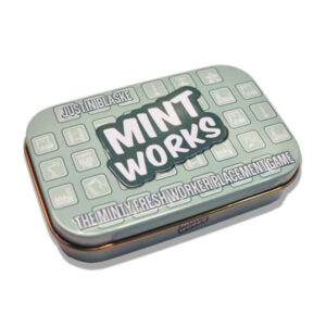 Build a mint manufacturing plant in this portable introduction to worker placement. Its compact size makes it easy to put in your pocket and take it anywhere.