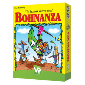 Farm beans, harvest crops and trade your way to fortune in this card game classic. Fun for the whole family!