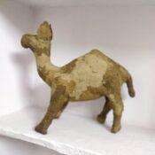Handmade Camel made of ECOWAREM Material