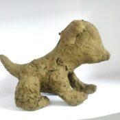 Handmade Dog made of ECOWAREM Material
