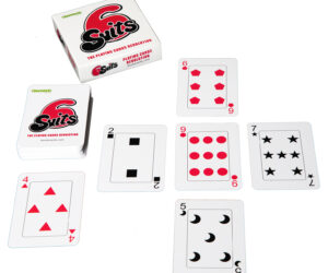 he Playing Cards Revolution - Play favourite card games in fun new way with 6 suits of 9 cards. No new rules to learn. Spice up classics like Rummy, Poker, Cheat, Hearts, Snap, Solitaire, etc. Includes 3 new games.