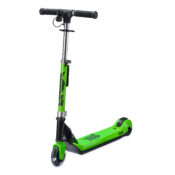 With demand in the market for more electric scooters available for younger riders, thisaward-winning scooter has been designed for children aged six plus with a smaller, lighter frame and child-friendly features. The combination of eye-catching colourways, foldable designand impressive spec including a 60-minute run time,maximum speed of 8km/hand thumb throttlehave already caught the attention of many.