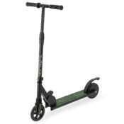 The Electro scooter boasts highspecandalways ensure ahigh-performance ride.With an impressive running time of 80 minutes,max speed of 18km/hand thumb throttlecomplete with an eye-catching,foldabledesign,these electric scooters provide ultimate speeding fun, areperfectforteenagers.