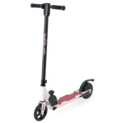 The Evader electric scooterboasts highspecandalways ensure ahigh-performance ride.With an impressive running time of 80 minutes,max speed of 18km/hand thumb throttlecomplete with an eye-catching,foldabledesign,these electric scooters provide ultimate speeding fun, areperfectforteenagers.