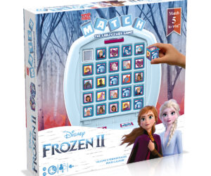 Frozen 2 Top Trumps Match