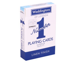Original Waddingtons Number 1 Playing Cards