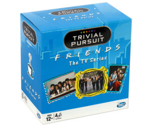 Friends Trivial Pursuit Bitesize